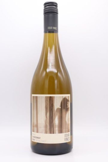 Four Vines Naked Chardonnay 2018