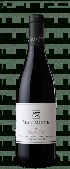 Sean Minor Sangiacomo Roberts Road Pinot Noir 2018